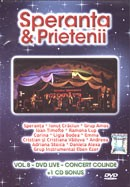 Concert colinde. Vol. 8. DVD Live + 1 CD Bonus