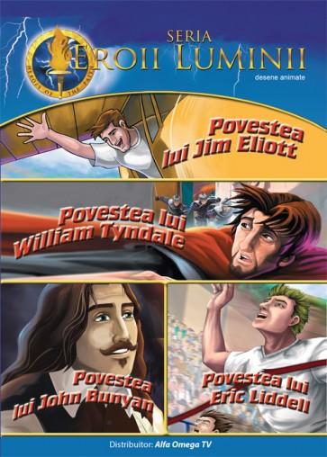 Seria eroii luminii. Vol. 4