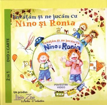 Invatam si ne jucam cu Nino si Ronia. Povestiri video