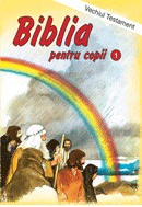 Biblia pentru copii. Vol. 1 si 2. Vechiul si Noul Testament. PACHET PROMOTIONAL