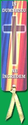 Semn carte_IN DUMNEZEU NE INCREDEM [R]