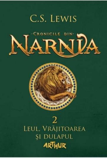 Leul, vrajitoarea si dulapul. Cronicile din Narnia. Vol. 2