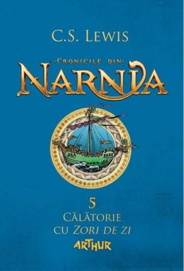Calatorie cu Zori-de-zi. Cronicile din Narnia. Vol. 5