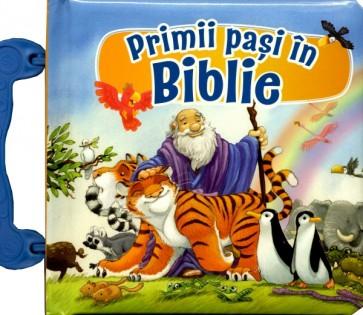 Primii pasi in Biblie