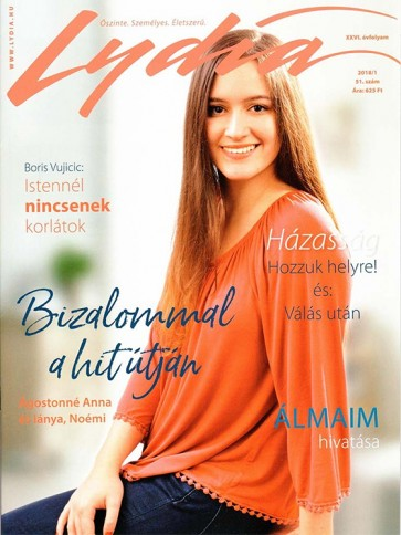 Lydia magazin - nr. 51