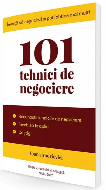 101 tehnici de negociere