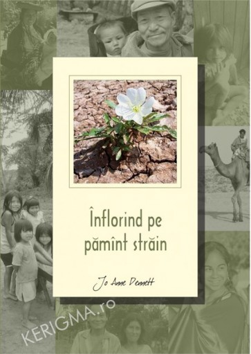 Inflorind pe pamant strain