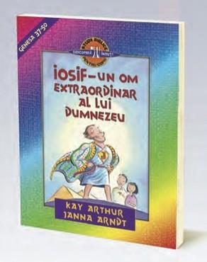 Iosif - un om extraordinar al lui Dumnezeu