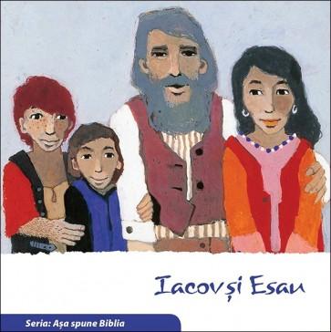 "Iacov și Esau. Seria ""Așa spune Biblia"""