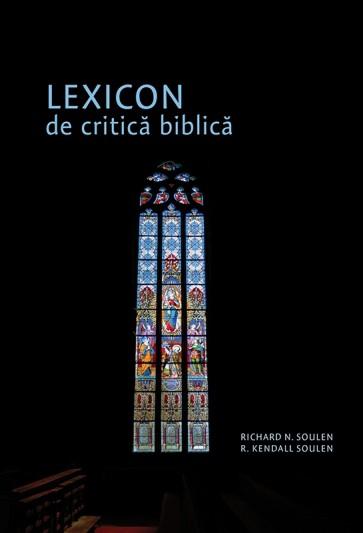 Lexicon de critică biblică