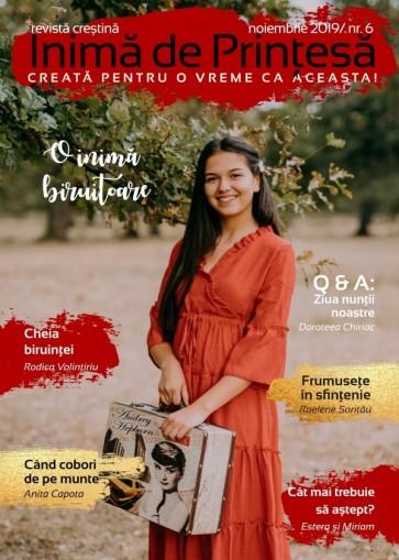 """Revistă creștină """"Inimă de Prințesă"""". Nr. 6. O inimă biruitoare"""