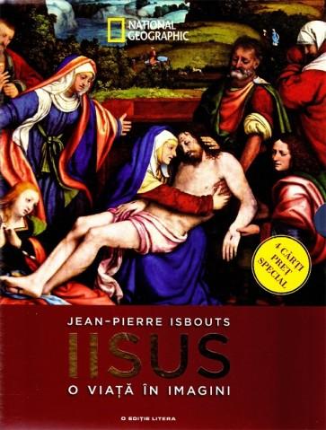 Set Iisus. O viață în imagini (4 cărți)