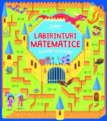 Labirinturi matematice. Adunări și scăderi