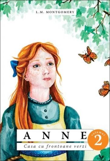 Anne. Casa cu frontoane verzi. Vol. 2 (SPG)