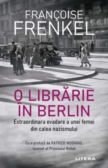 O librărie în Berlin. Extraordinara evadare a unei femei din calea nazismului