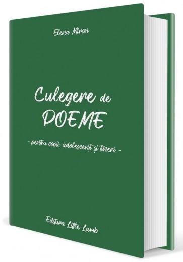 Culegere de poeme pentru copii, adolescenți și tineri