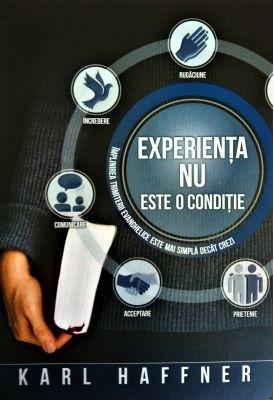 Experiența nu este o condiție. Împlinirea trimiterii evanghelice este mai simplă decât crezi
