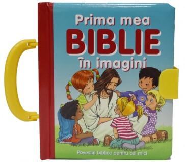 Prima mea Biblie în imagini