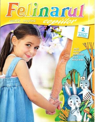 Revista Felinarul copiilor 2 / 2020