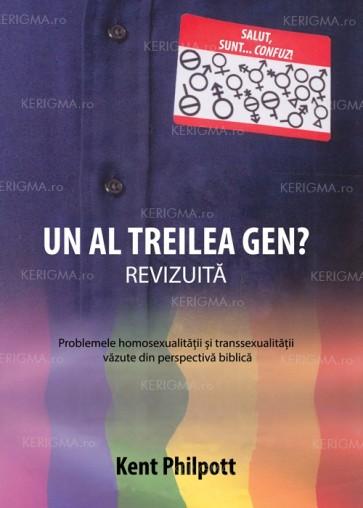 Un al treilea gen? Problemele homosexualității și transexualității văzute din perspectivă biblică