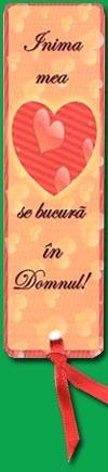Semn carte_Inima mea se bucura in Domnul [R]