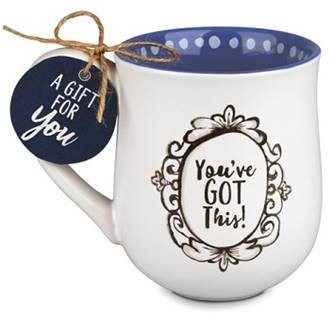 Cana din ceramica - You've Got This (Flourish Series)