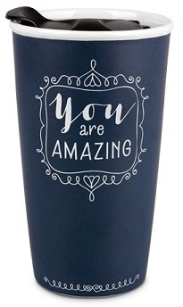 Cana termica din ceramica - You Are Amazing (Affirmed Series)