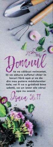 Magnet Isaia 58:11