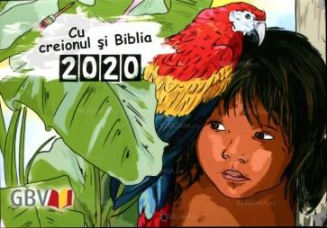 Cu creionul și Biblia. Calendar 2020