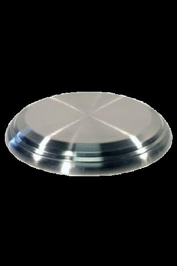 Bază pentru tăvile cu pahare MODEL 1 - argintiu lucios