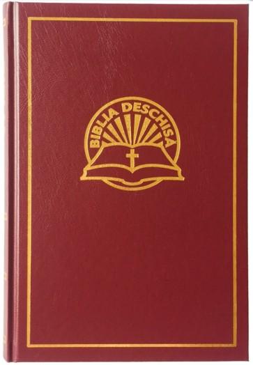 Biblia deschisa. Vechiul si Noul Testament (coperta rigida)