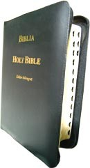 Biblia. Holy Bible. Editie bilingva romana-engleza