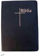 Biblia THOMPSON De Luxe mare, negru, fermoar
