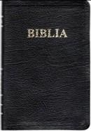Biblia [editie deLuxe]. Argintiu. 17 x 25 cm. SBR