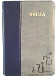 Biblia SBIR 046 ZTI (albastru)