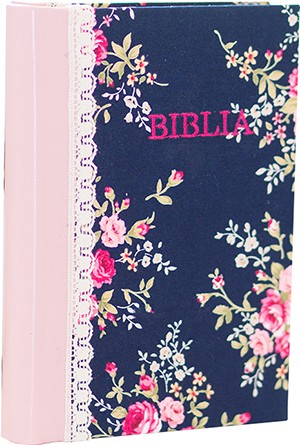 Biblia handmade – model 4
