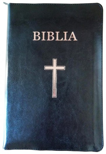 Biblia SBIR (negru) 076 ZTI