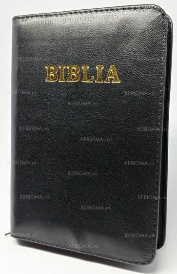 Biblia sau Sfânta Scriptură a Vechiului și Noului Testament. Cu trimiteri și cuvintele Domnului Isus în roșu. 043PF