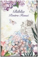 Biblia pentru femei Floral MARE
