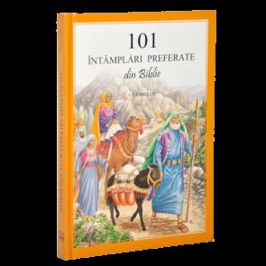 101 intamplari preferate din Biblie