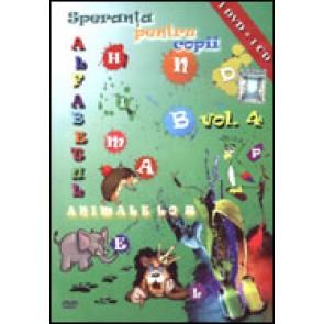 Speranta pentru copii. Vol. 4. Alfabetul animalelor