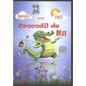 Speranta pentru copii. Vol. 5. Crocodil de Nil
