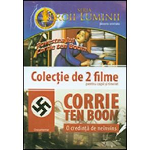 Colectie 2 filme. 1) Povestea lui Corrie ten Boom; 2) Corrie ten Boom: O credinta de neinvins