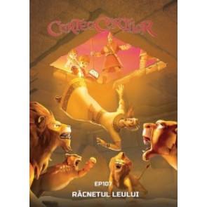 Cartea cartilor 7. Racnetul leului