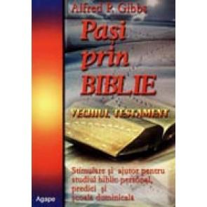 Pasi prin Biblie. Vechiul Testament