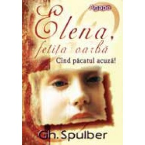 Elena, fetita oarba