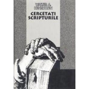 Cercetati Scripturile