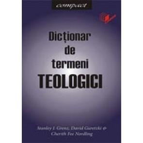 Dictionar de termeni teologici