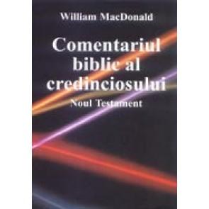 Comentariul biblic al credinciosului. Noul Testament