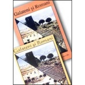 Galateni si Romani + Ghidul studentului